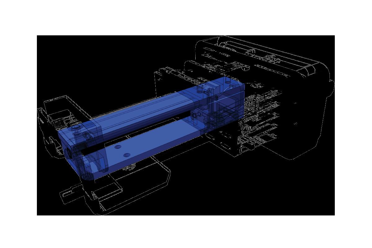 Circuit magnétique d'un relais